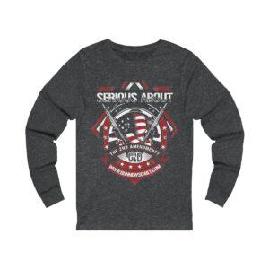 gnd for serious gun lovers shirt 31