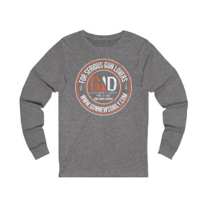 gnd for serious gun lovers shirt 9
