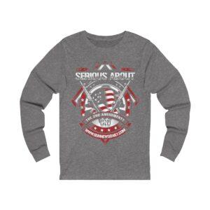 gnd for serious gun lovers shirt 37