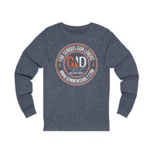 gnd for serious gun lovers shirt 2