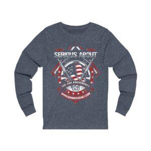 gnd for serious gun lovers shirt 32