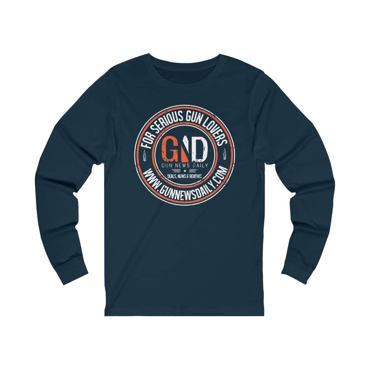 gnd for serious gun lovers shirt 10