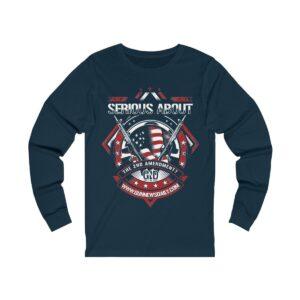 gnd for serious gun lovers shirt 30