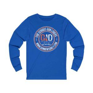 gnd for serious gun lovers shirt 3