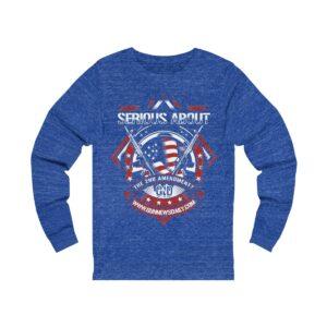 gnd for serious gun lovers shirt 33