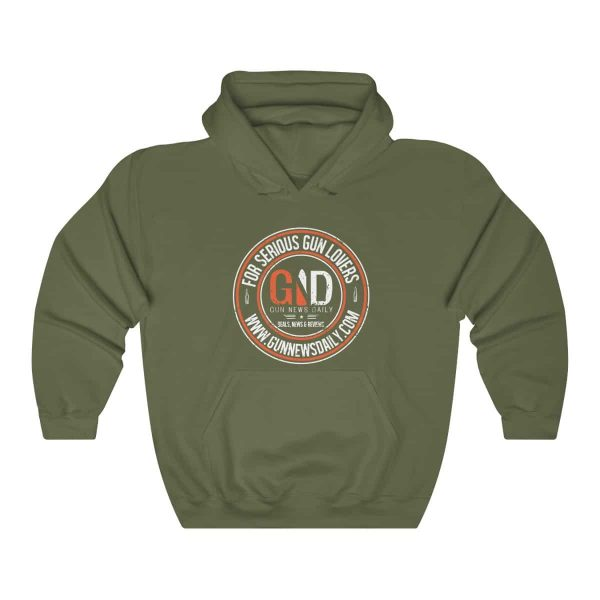 gnd for serious gun lovers coat 9
