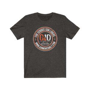 gnd for serious gun lovers shirt 23