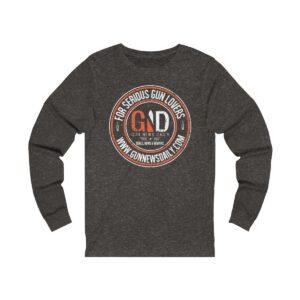 gnd for serious gun lovers shirt 7