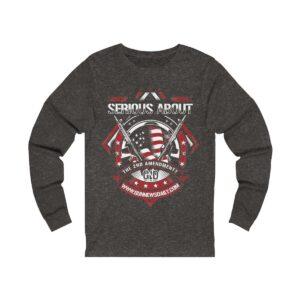 gnd for serious gun lovers shirt 35