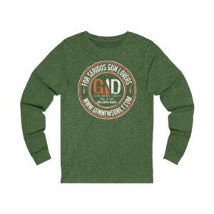 gnd for serious gun lovers shirt 5