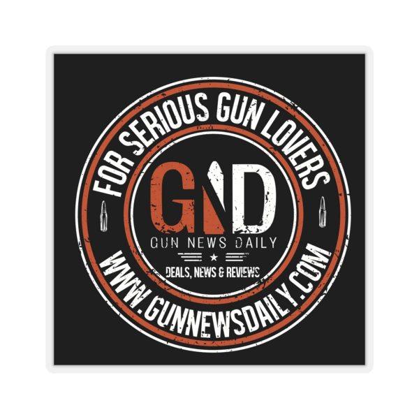 gnd for serious gun lovers logo 16
