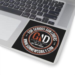 gnd for serious gun lovers logo 15
