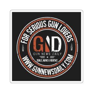 gnd for serious gun lovers logo 6