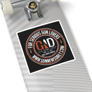 gnd for serious gun lovers logo