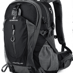 FENGDONG 40L Waterproof Lightweight Backpack