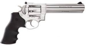 Ruger GP100 Stainless