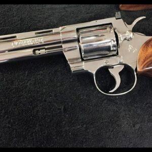 phython revolver