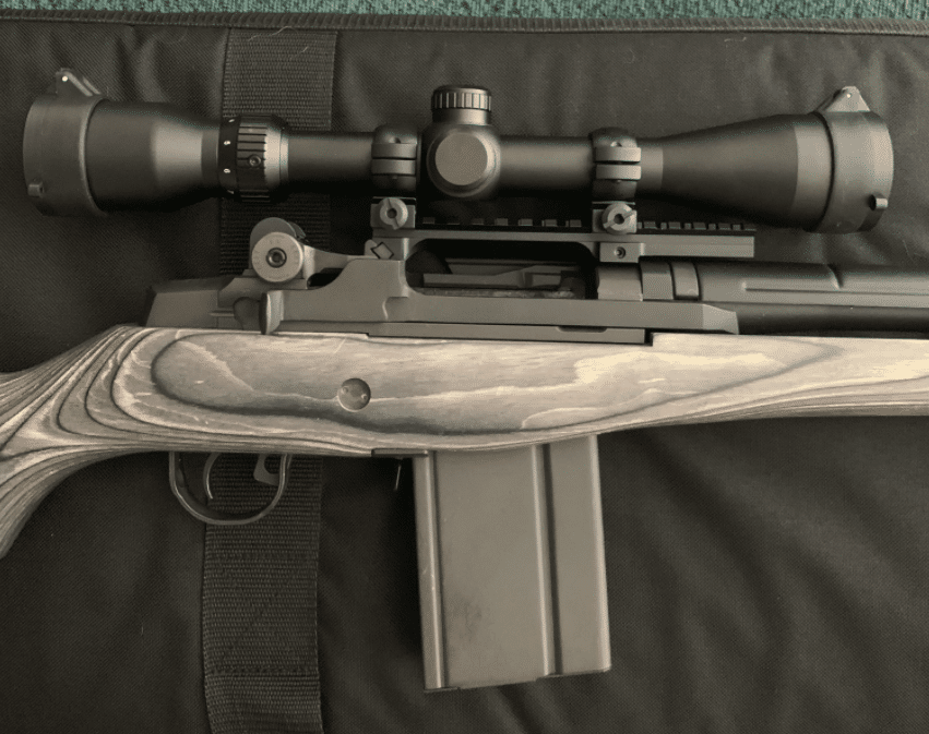 Pinty 3-9x40mm Scope Review