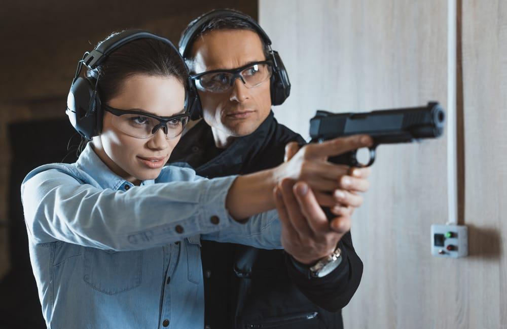Set Goals for Proficient Gun Use