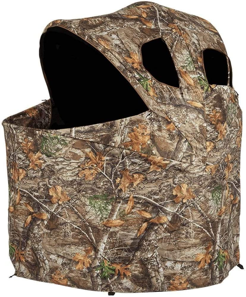 image of Ameristep Deluxe Two Person Hunting Blind
