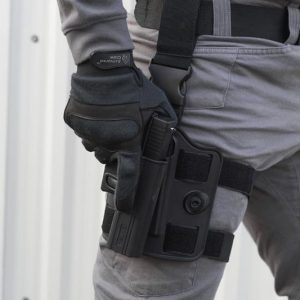 drop leg panel for cytac holster