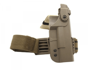 image of liviqily drop leg holster