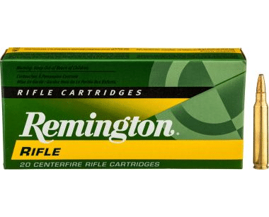 image of Remington's Core-Lokt amo on box