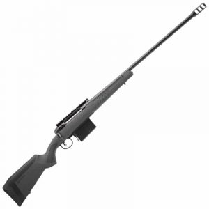 A picture of the Savage 110 in .338 Lapua Magnum