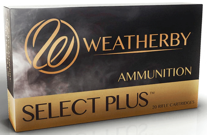 image of Weatherby Magnum ammo