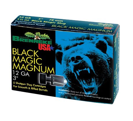 image of Brenneke Black Magic Magnum ammo