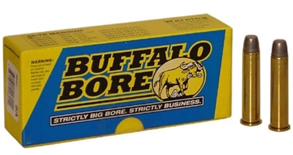 image of Buffalo Bore 45-70 Magnum ammo