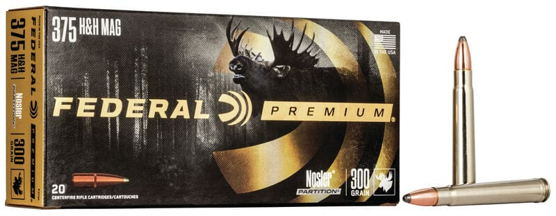 image of Federal Premium ammo