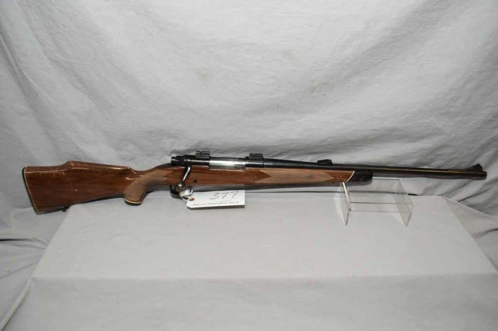 a picture of a Model 70 rifle in .240 Winchester