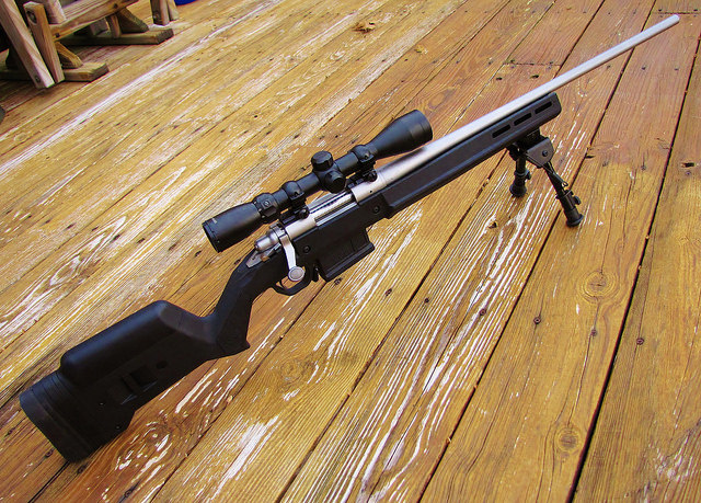 Magpul 700 Hunter Review