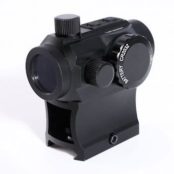 red dot sight pinty