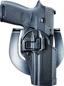 BLACKHAWK 410561BK-R Serpa CQC Concealment Holster