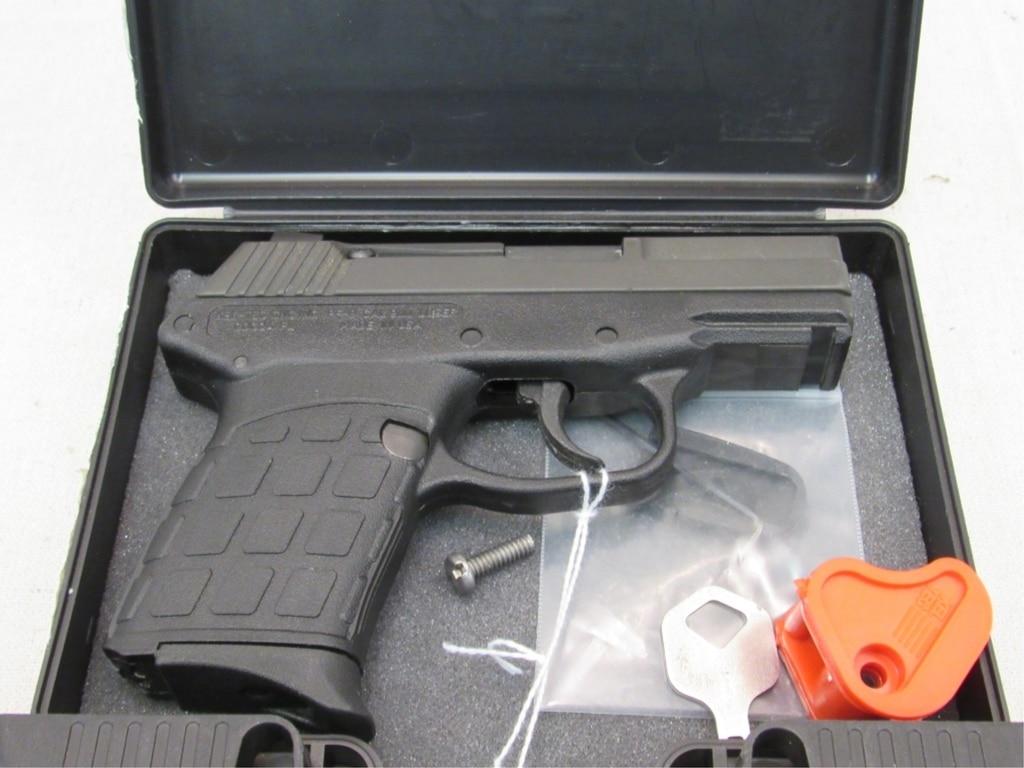 Kel-Tec PF-9: Affordable Concealment