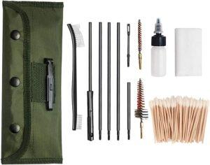 GLORYFIRE Universal Gun Cleaning Kit Hunting Rilfe Handgun Shot Gun Cleaning Kit