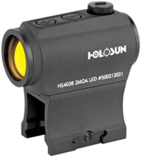 Holosun HS403B Micro Red Dot Optic
