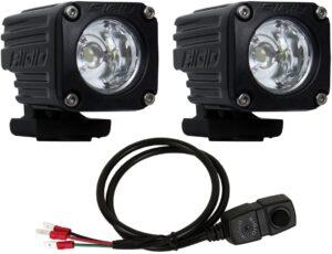 Rigid Industries IGNITE Motorcycle LED Kit FLOOD Hi:Low
