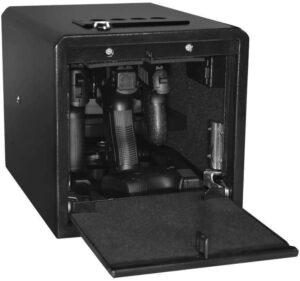 image of Stealth Handgun Hanger Safe