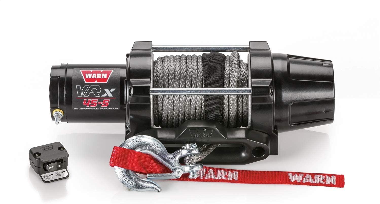 WARN 101040 VRX 45-S Powersports Winch
