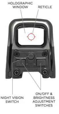 eotech reticle parts