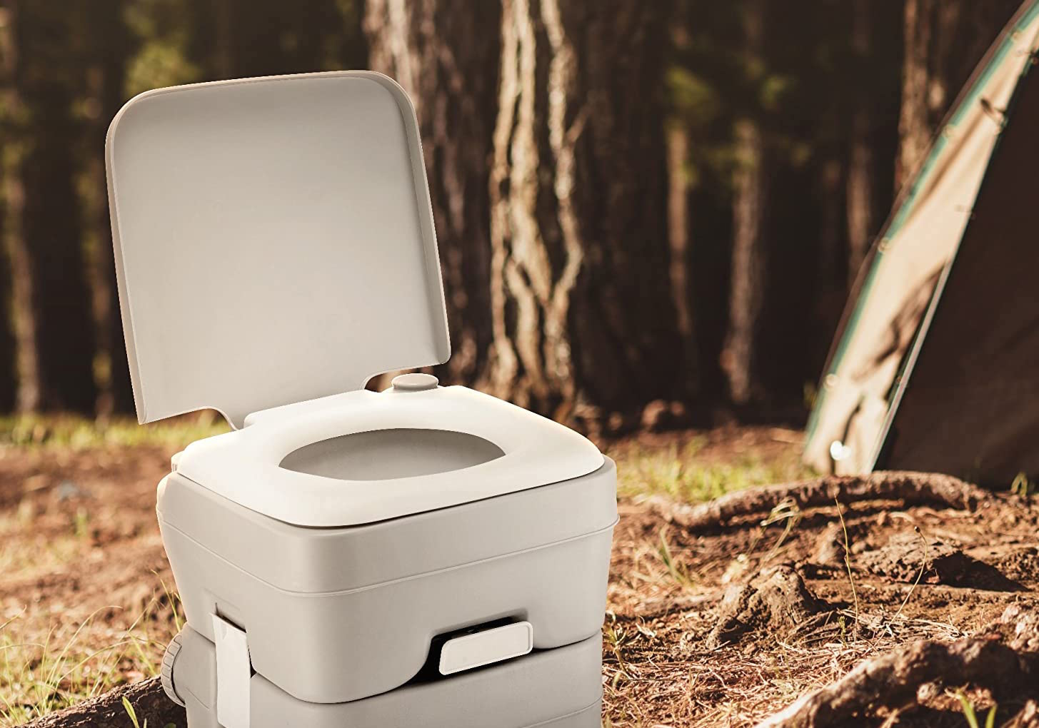Portable Camp Toilets – What Options Do You Have?