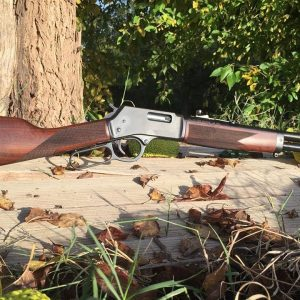 44 Mag Lever-Action Rifle