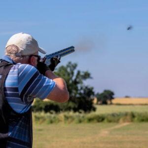 Shotgun Sports Trap Skeet Clay