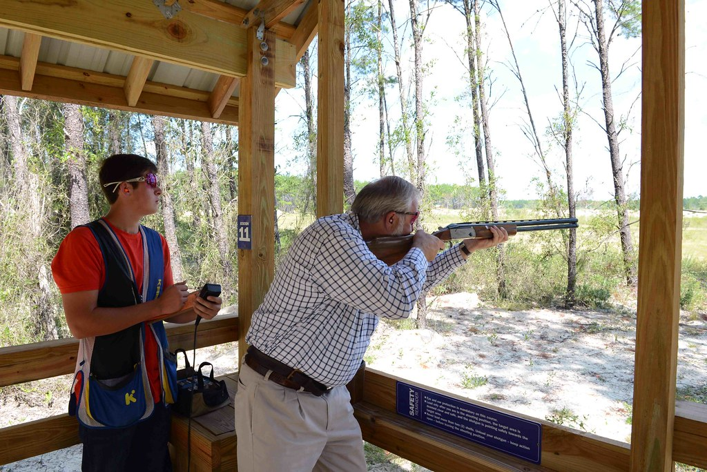 Sporting ClaysShotgun Shooting Sports