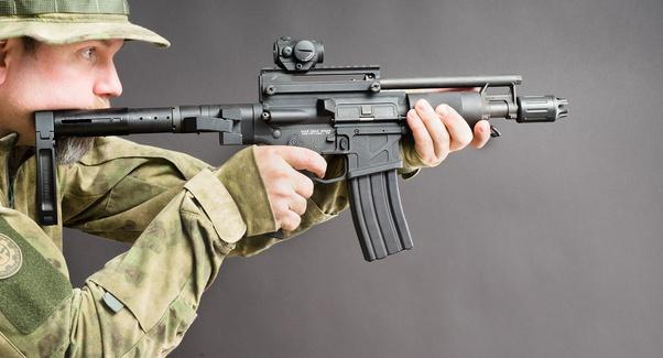 ar-15 pistol with stabilizing brace