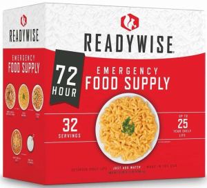 readywise emergency food supply