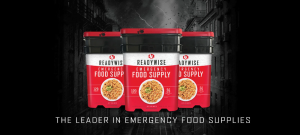 readywise food supply